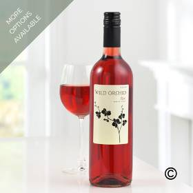 This Pink Orchid Zinfandel Rosé is flavourful and off-dry with aromas and flavours of baked summer pudding, lychees, exotic fruit and tutti frutti. It makes the perfect finishing touch to any of the many designs Sandra's Florist will carefully Hand deliver.